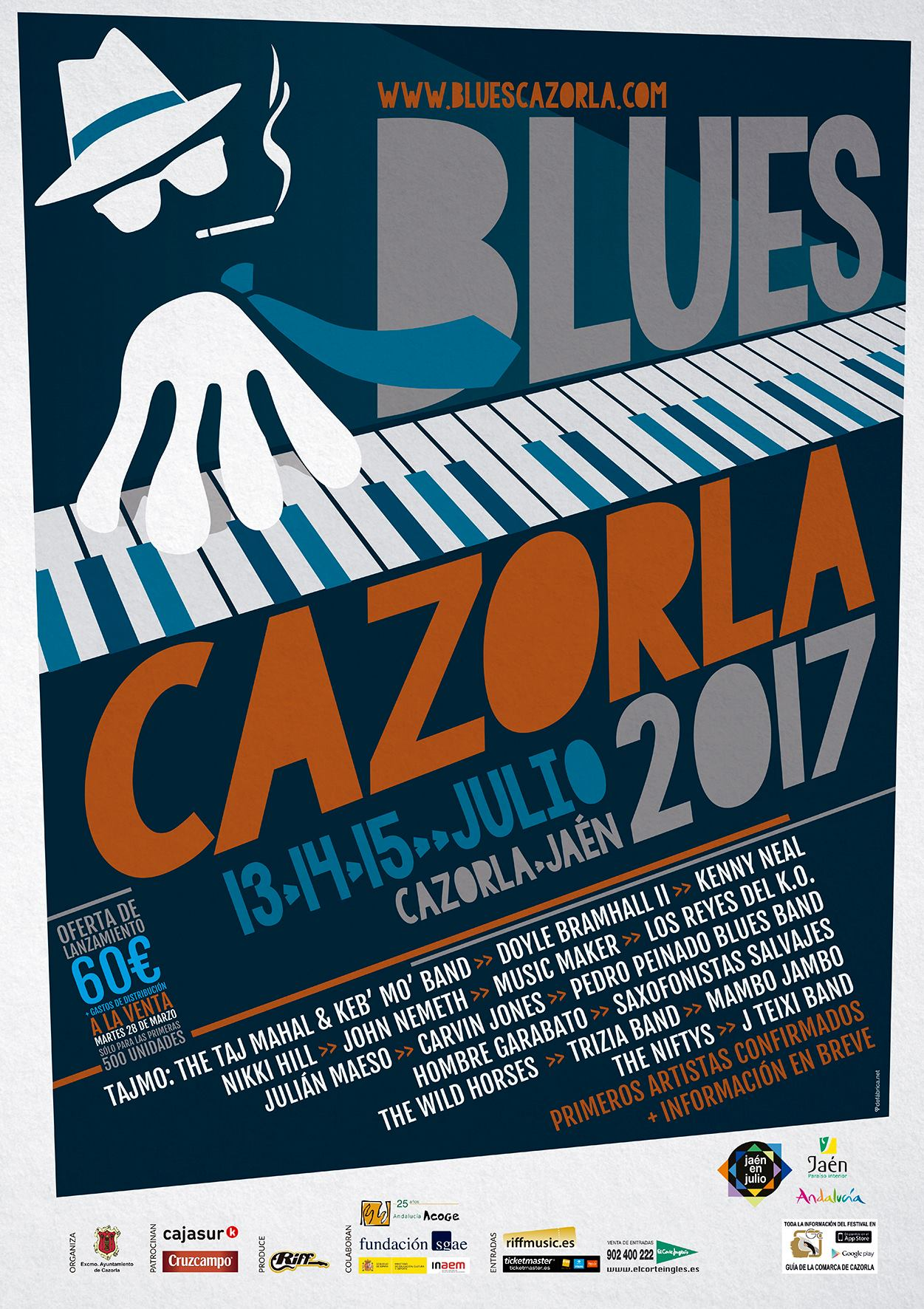 Blues Cazorla Jaén24h
