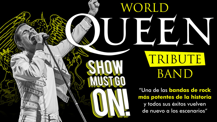 Tributo queen jaen24h