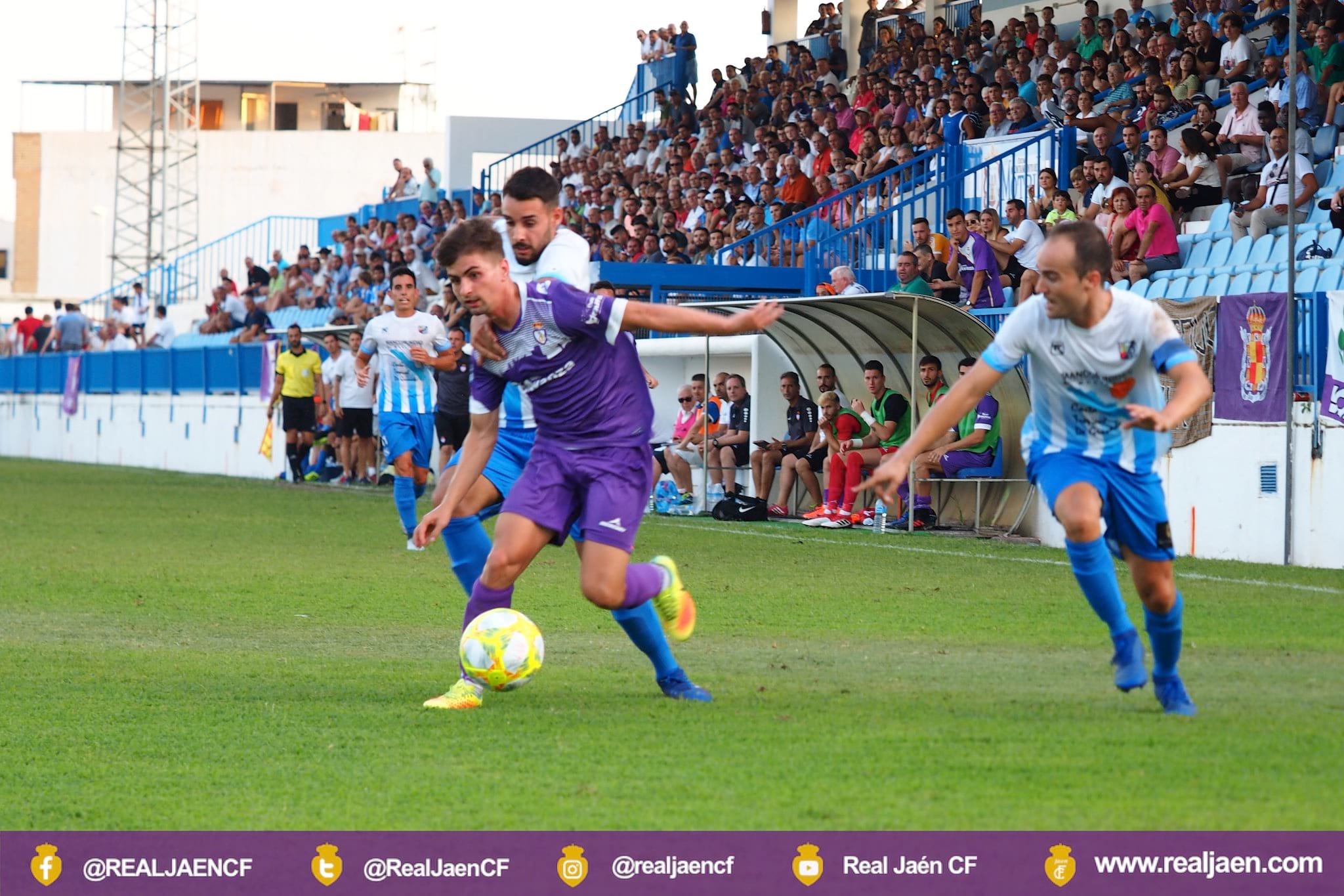 motril vs real Jaen jaen24h