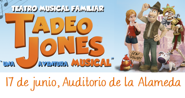 Tadeo jones jaen24h