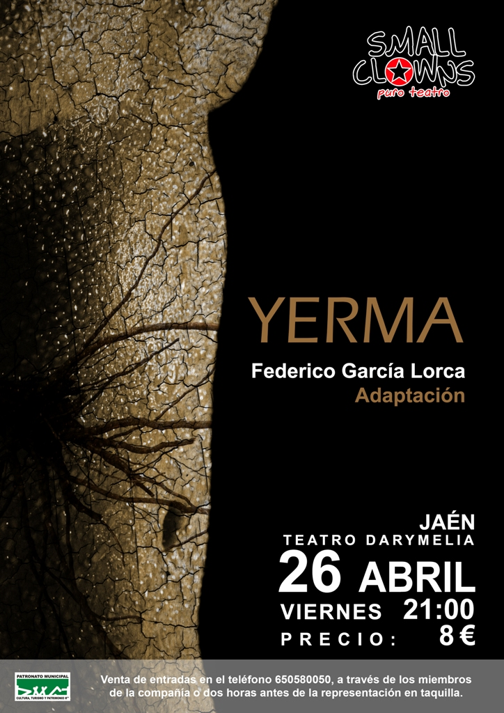 Teatro. Yerma small clowns Jaén 24h